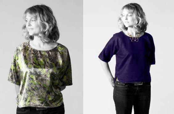 » 2 hour top – sewing Pattern  made by Laura - DIY Clothes
