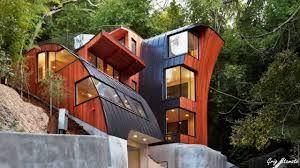 Resultado de imagen de houses in the forest