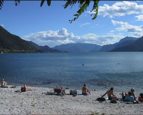 Lago di cavedine surf report