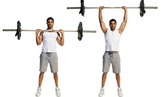 6 #Exercises For #Shoulder Size and #Strength - The Zone