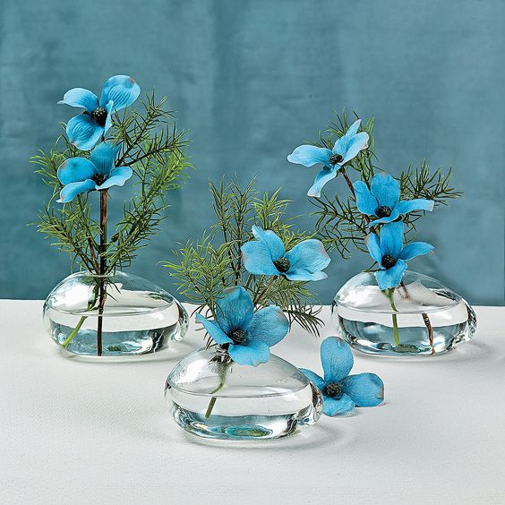 Round Bud Vases, Room Decor, Party Decorations, zOLD_Party Themes & Events - Oriental Trading - Discontinued: