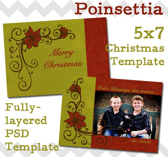 New Christmas templates I designed! <3