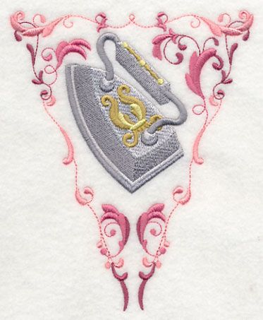 Machine Embroidery Designs at Embroidery Library! - Color Change - X10752: