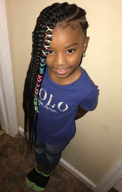 Little Black Girls 40 Braided Hairstyles Black Kids Hairstyles