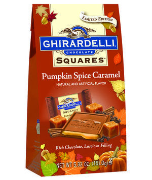 ... pumpkin spice-infused caramel, to give trick-or-treaters a sweet