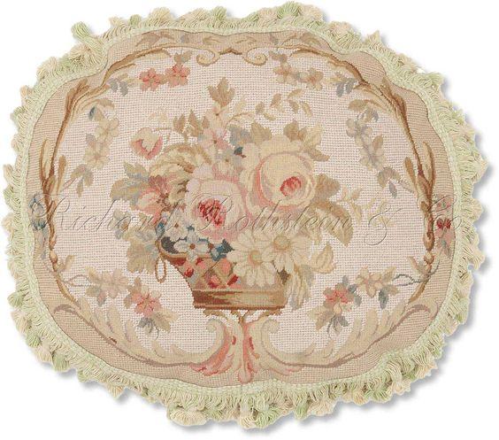 Aubusson Decorative Pillow | Aubusson Pillows
