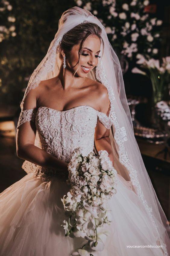 Noiva. Casamento Clá