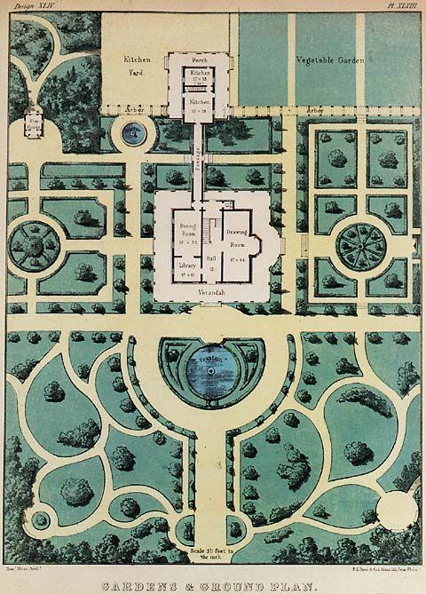 Amazing Formal Garden Plan   Google Search   Ola   Pinterest   Formal Gardens, Garden  Planning And Landscape Designs