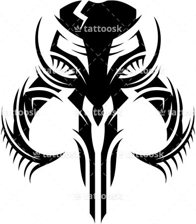 Gallery For gt Star Wars Mandalorian Symbol Tattoo