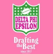 Delta Phi Epsilon...only recruits the best!