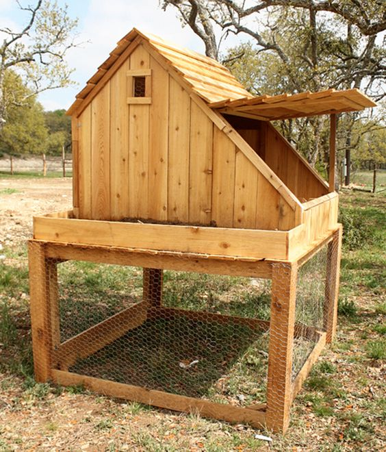 DIY-Chicken-Coop  #DIY #wonderfuldiy #chickencoop