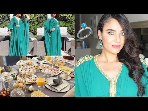 يوم خطوبتي خطيبي جاي مع حماتي المستقبلية كيف حضرت نفسي 3عناصر لمائدة الكوتي للضيوف Youtube Fashion Coat Lab Coat