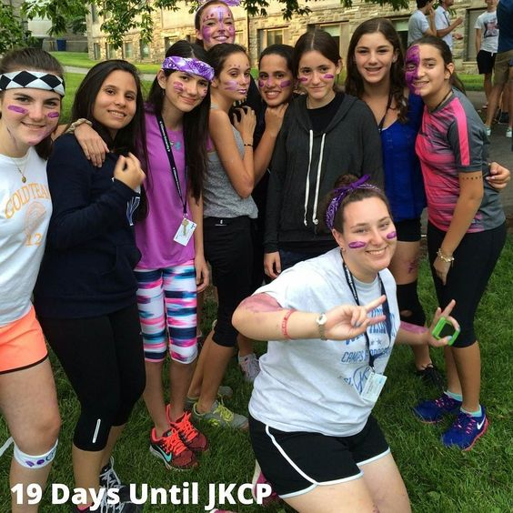 19 Days until the start of new friendships! #NewFriends #AdventureThatIsLife #CampFriends Re-post by Hold With Hope