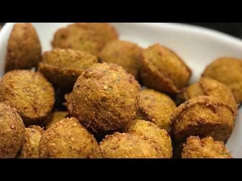 طريقة تحضير الفلافل الفلسطينية في البيت بطعم رائع وقرمشة رهيبة Crunchy Falafel Recipe مليحة الهاشم Youtube Falafel Recipe Food Recipes