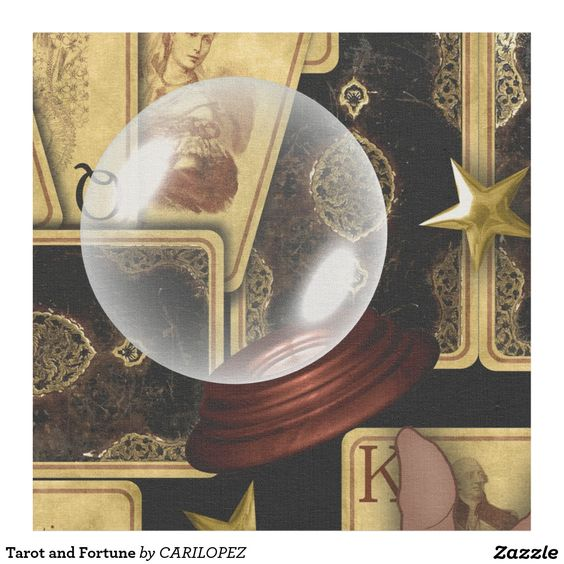Tarot and Fortune Fabric
