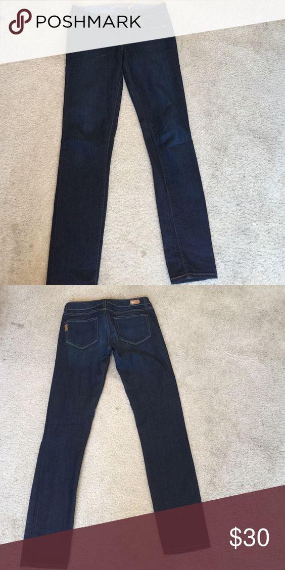Paige Jeans Size 27 Jeans