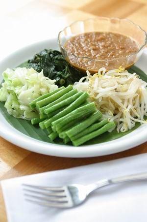Image result for cabbage gado gado