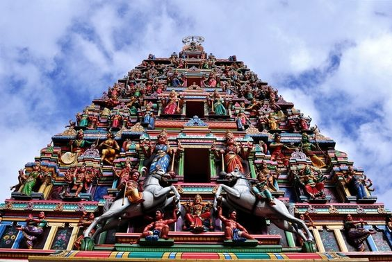 With ornate design and friendly practitioners, Sri Mahamariamman in Kuala Lumpur is sure to leave you awestruck.