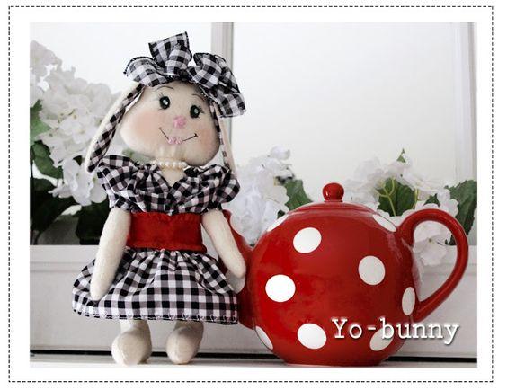 * Sew we Stitch: Yo-bunny and Bunny talk with the Riot Boys