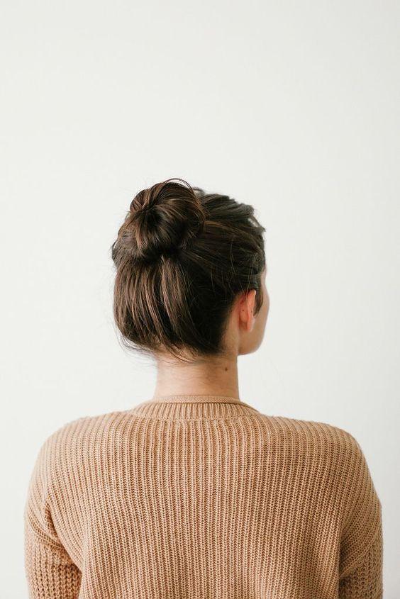 Ballet bun | @darlingjosephine #hairstyle #hairideas #hairinspo #womenshair #womenshairstyle #hairtrends #updos #weddingupdos #longhairupdos #elegantupdos #halfupdos #casualupdos #classicupdos