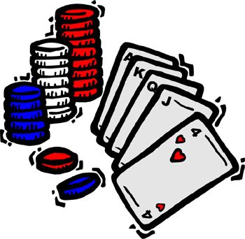 Casino Gambling Clip Art