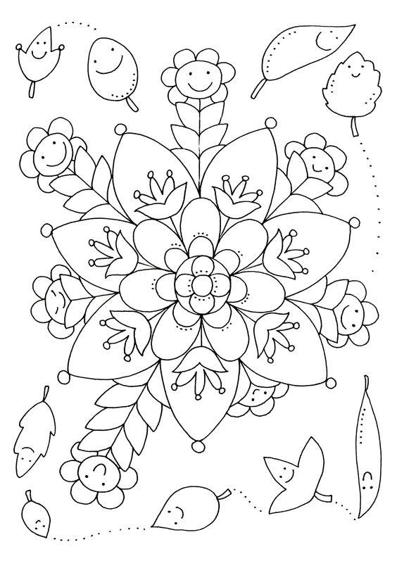 Pikku Kakkosen tulostettavat vu00e4rityskuvat. Free printable pattern ...