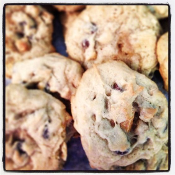 Chocolate Chip Caramel Surprise | My Sweet Earth Bakery! | Pinterest ...