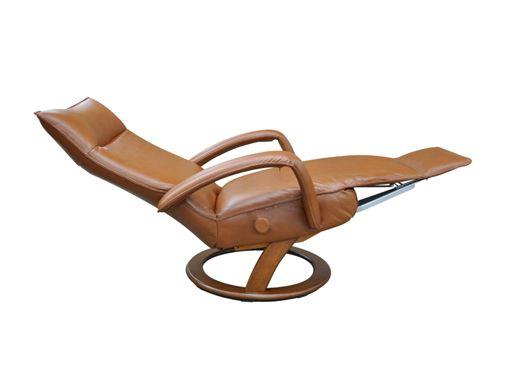 Poltrona reclinável Lord (reclinada)