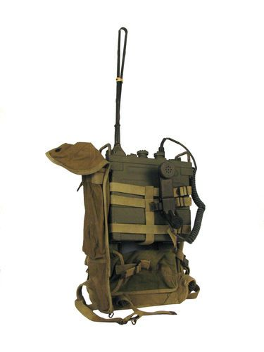 PRC-77 Special Complete with Harness MILITARY MANPACK RADIO VIETNAM WAR ARMY 100% of the final sale price will support MJSSC, A 501(c)3 Nonprofit Corp