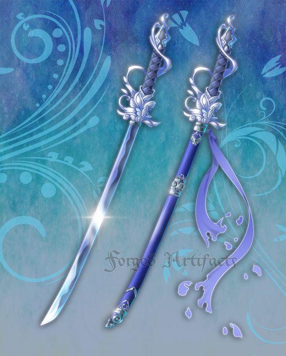 Crystal [Cursed Weapon]  108aee61db249dc146ec6ca136949f85