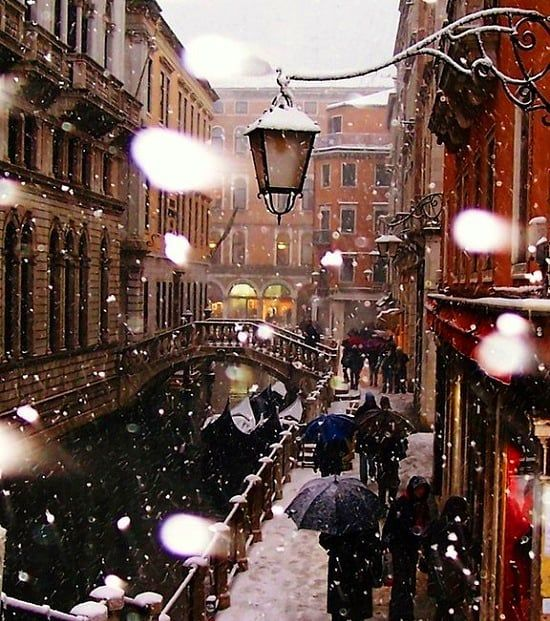 Christmas in Italy Венеція на новий рік тури