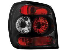 █▬█ █ ▀█▀ Rückleuchten Heckleuchten Rücklichter VW Polo 6N 6N1 schwarz RV03B