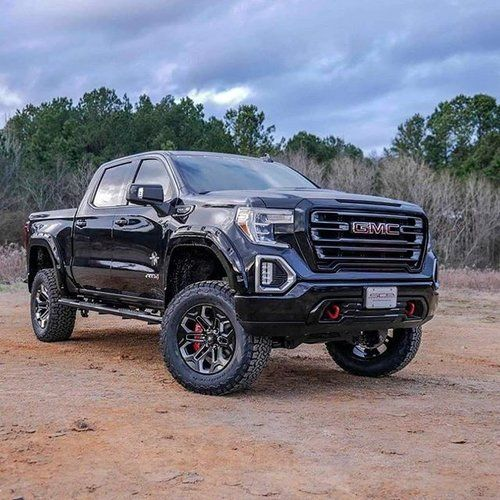 Color Matched Or Chrome Which Front End Do You Prefer On The 2019 Sca Gmc Sierra Black Widow Vote Color Matched Or Chrome Gmc Vehicles Gmc Sierra Gmc