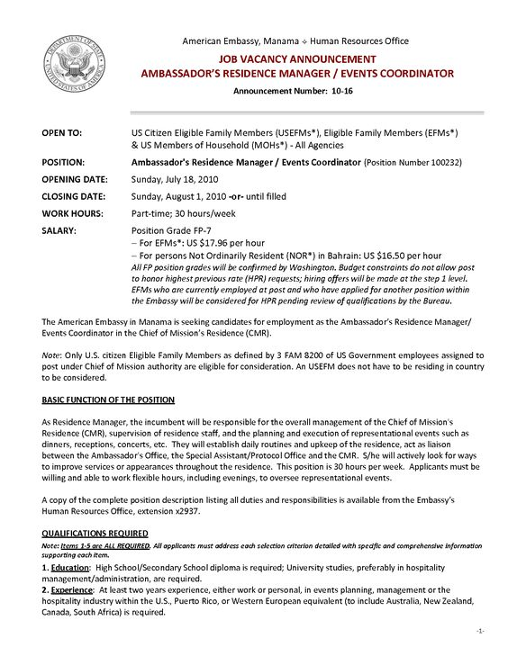 Marketing event coordinator cover letter Thanks to simple-to-use - marketing coordinator job description