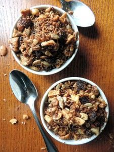 Paleo No-Grain Granola Recipe