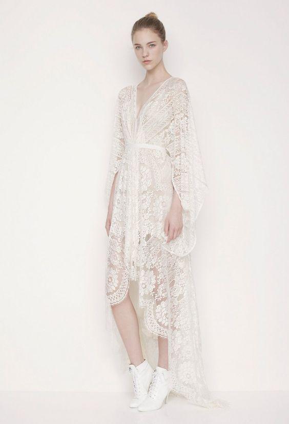 Images of White Kimono Dress - Get Your Fashion Style
