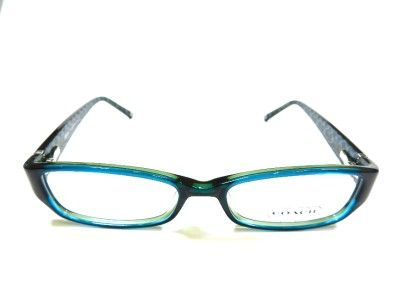 Teal Coach EyeGlasses Eyeglass frames Pinterest ...