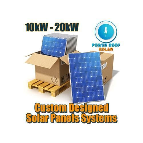 Custom Designed Up To 10kw 20kw Solar Power System Solarpower Tesla Powerhomesolar Teslasolar In 2020 Solar Power System Solar Energy Panels Solar Power Panels
