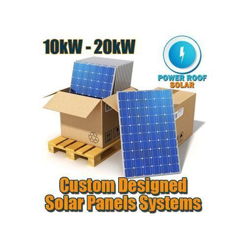 Custom Designed Up To 10kw 20kw Solar Power System Solarpower Tesla Powerhomesolar Teslasolar In 2020 Solar Power System Solar Energy Panels Solar Power Panels