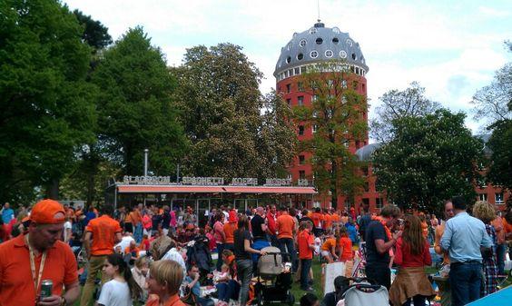 Valkenberg Breda koningsdag 2014