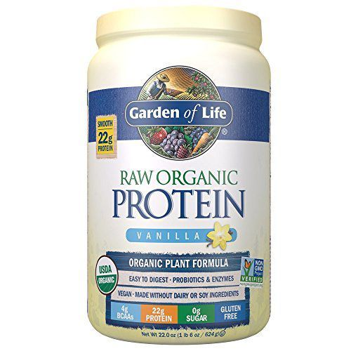 Garden Of Life Raw Organic Protein Powder With Images Organic