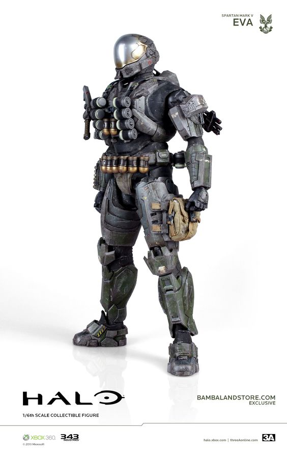 halo reach EVA Armor | New Images and Info For 3A Halo ...