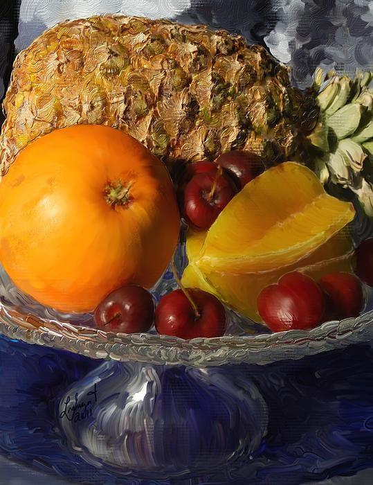 Still Fruit