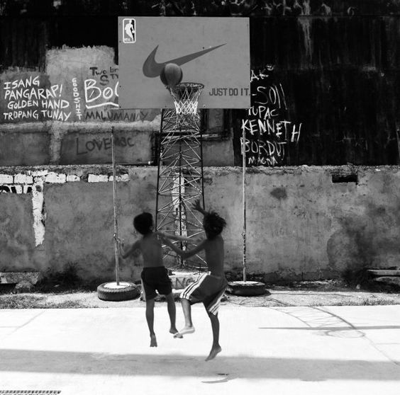 The Ingenious, DIY Basketball Courts Of The Philippines