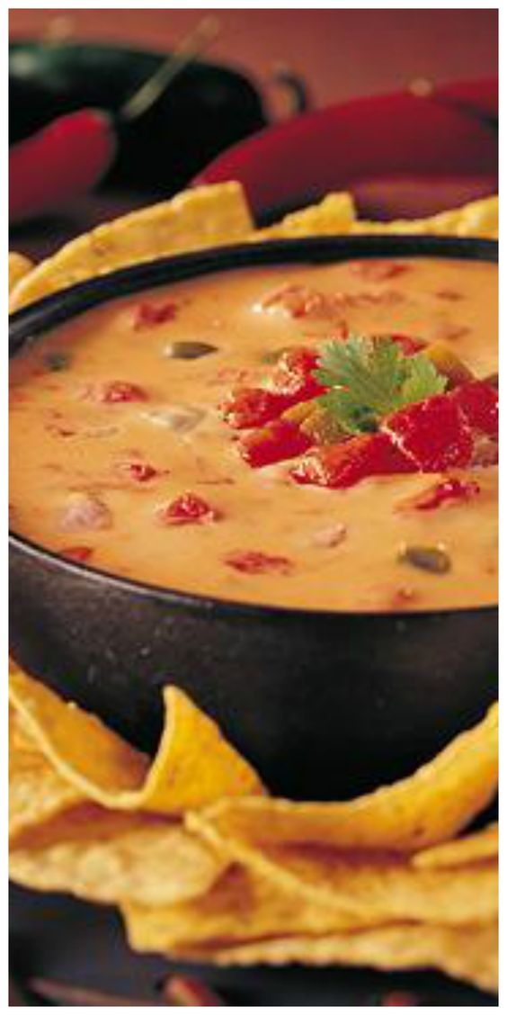 QUESO DIP RECIPE(S) - Great dip to serve for the Super Bowl! Recipe ...