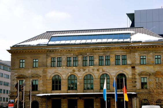 sofitel munich bayerpost hotel; hotel sofitel munich; hotel munich