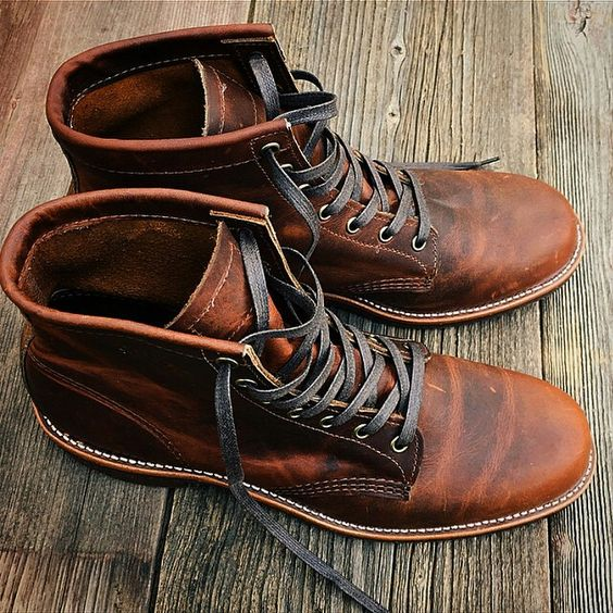 Chippewa service boots