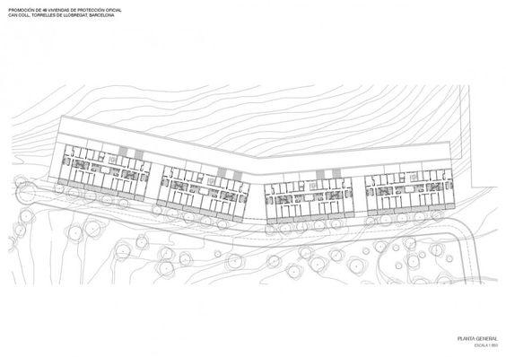 Galería de Edificio de viviendas VPO y aparcamiento de Llobregat / BBarquitectes - 11
