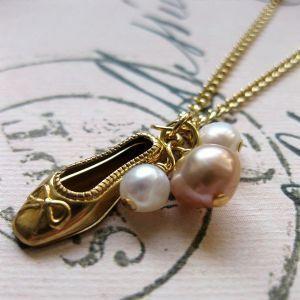 Jewelry Ballerina Charm