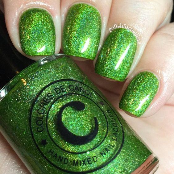 """""""Green"""" by Colores de Carol"""